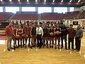 Steve Womack with Russellville High School Cyclones 2020 02.jpg