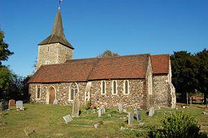 Stifford - Image: Stifford church