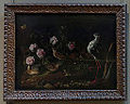 Still-Life with Quails, an Owl and a White Stilt - Paolo Porpora - Louvre RF 1969-1 - 01.jpg