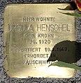 Stolperstein Badensche Str 21 (Wilmd) Ursula Henschel.jpg