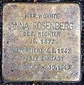 Stolperstein Bayerische Str 4 (Wilmd) Anna Rosenberg.jpg