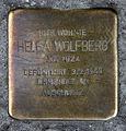 Stolperstein Danziger Str 116 (Prenz) Helga Wolfberg.jpg