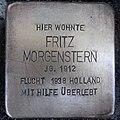 Stolperstein Gangelt Wallstraße 10 Fritz Morgenstern.jpg