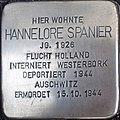 Stolperstein Kalkar Monrestraße 22 Hannelore Spanier.jpg