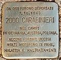Stolperstein für 2000 Carabinieri (Rom).jpg