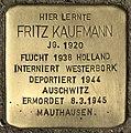 Stolperstein für Fritz Kaufmann (Köln).jpg