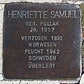 Stolperstein für Henriette Samuel.jpg