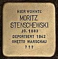 Stolperstein für Moritz Stenschewski (Cottbus).jpg