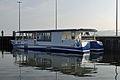 Stralsund, Hafen, Solarboote, by Klugschnacker in Wikipedia (2014-03-01) (3).JPG