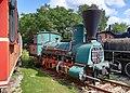 "Strasshof - Eisenbahnmuseum, Dampflokomotive ""Fusch"".JPG"