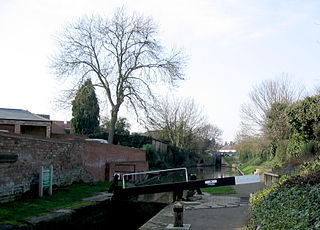 Stratford-upon-Avon Canal canal in the West Midlands, United Kingdom