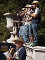 Straw Hat Band at Cal Day 2009 3.JPG