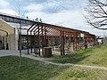 Struberkaserne - Panzerhalle (Rückseite).JPG