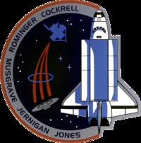 Missionsemblem STS-80