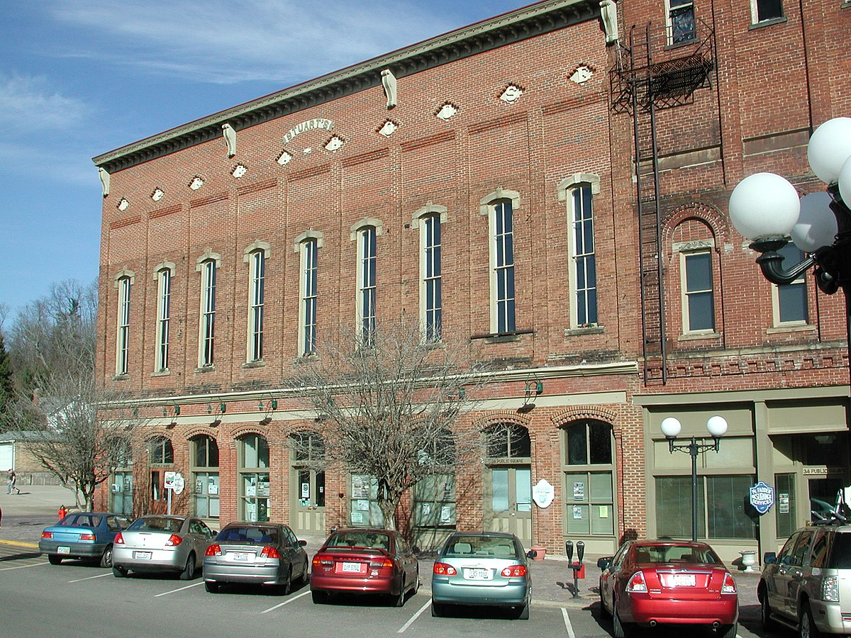 Nelsonville Ohio Travel Guide At Wikivoyage
