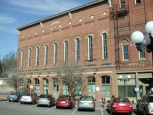 Nelsonville, Ohio - Stuart's Opera House