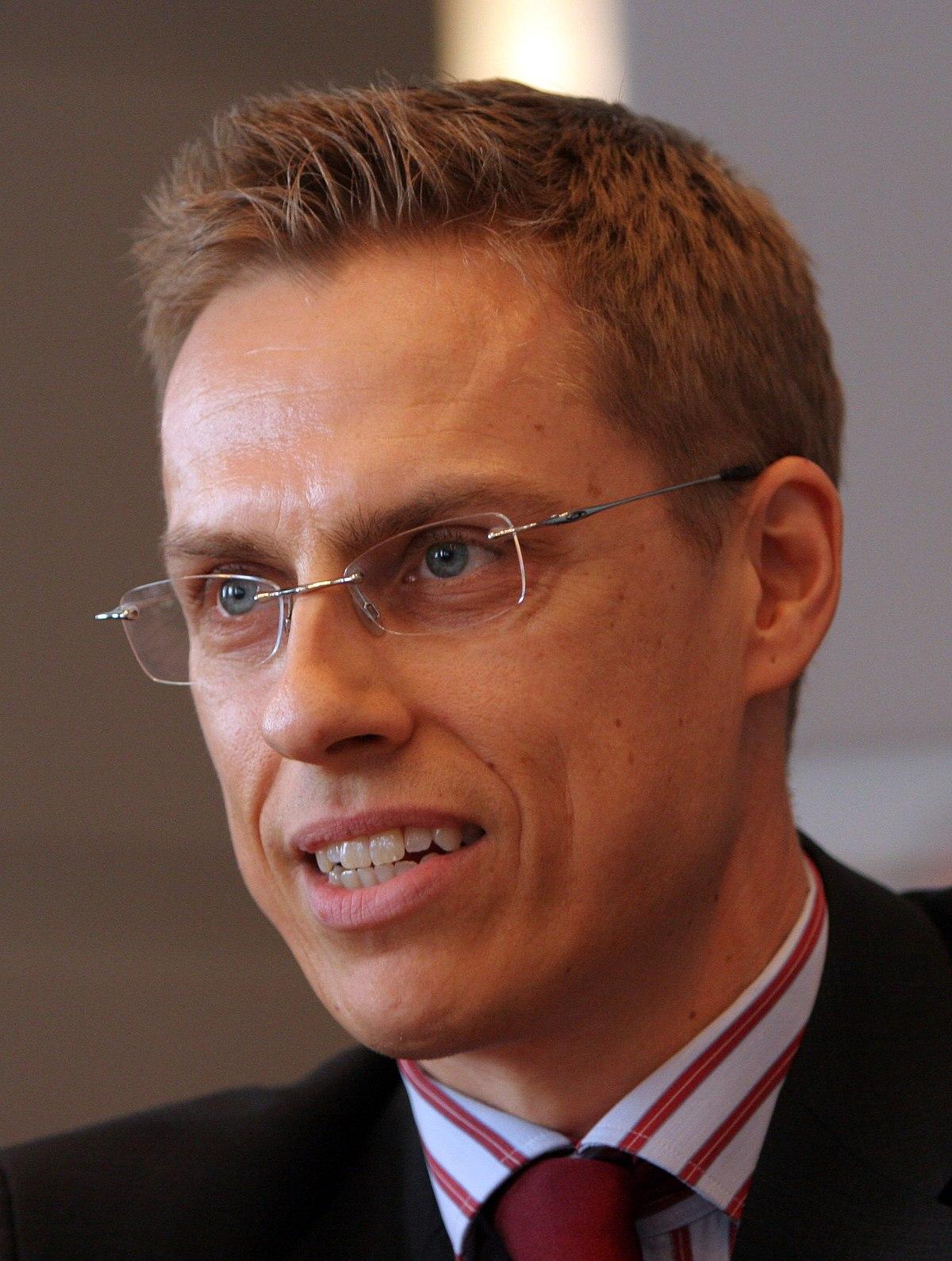 Alexander Stubb - Wikidata