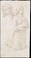 Study of a Kneeling Youth and of the Head of Another MET DT10969.jpg