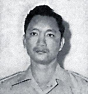 Governor of Jakarta - Image: Sudiro, Pekan Buku Indonesia 1954, p 8