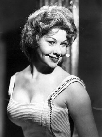 Sue Ane Langdon - Langdon in 1958
