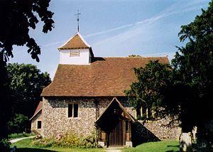 Sulhamstead - Image: Sulhampstead Abbotts St.Marys Church