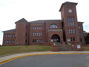 Sumter County Courthouse, Americus.JPG