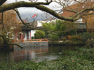 "Culture of Canada - The Dr. Sun Yat-Sen Classical Chinese Garden in Vancouver's Chinatown is the first full-size Chinese or ""scholars"" garden built outside of China"