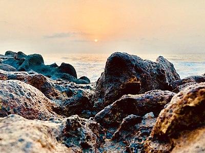 Sunrise near Thotlakonda beach 13.jpg