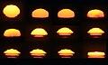 Sunset mirage and green flash 9-28-10.jpg
