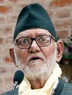 Sushil Koirala Nepalese politician