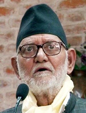 Sushil Koirala - Image: Sushil Koirala 2010 04 15