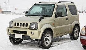 Suzuki Jimny Wiki
