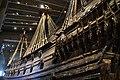 Swedish warship Vasa, sank 1628, Vasamuseet, Stockholm (23) (35462527343).jpg