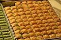 Sweets on Spice Bazaar in Istanbul 06.jpg