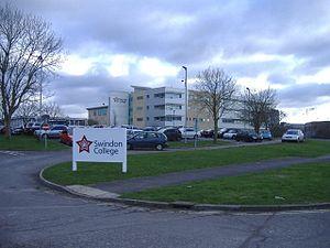 Swindon College - Image: Swindon college new campus