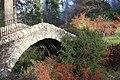 Swiss Bridge at Dawyck Gardens - geograph.org.uk - 1574229.jpg