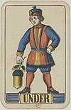 Swiss card deck - 1850 - Under of Acorns.jpg