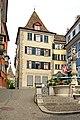 Switzerland-00109 - Napfplatz Fountain (18617832814).jpg