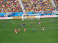 Switzerland and Ecuador match at the FIFA World Cup 2014-06-15 DSC06428 (14243869529).jpg