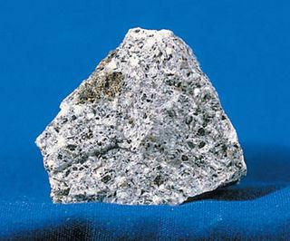 Syenite Intrusive igneous rock