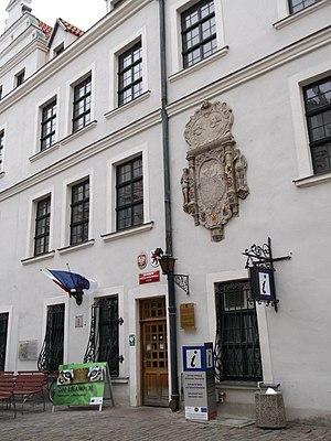 European Route of Brick Gothic - Cultural and Tourist Information Center, Ducal Castle, Szczecin