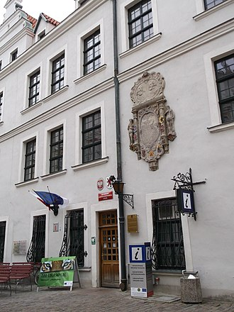 Visitor center - Cultural and Tourist Information Center in Ducal Castle, Szczecin, Poland