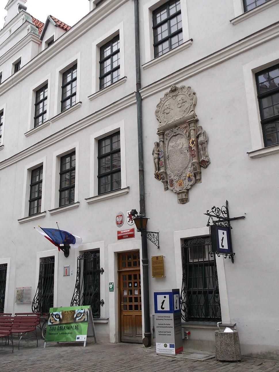 Szczecin, Centrum Informacji Kulturalnej i Turystycznej