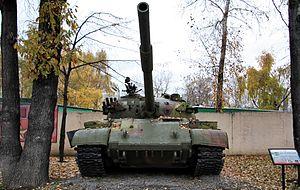Вооружение т 62 зенитные пулемёты на