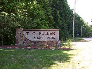 T. O. Fuller State Park - T.O. Fuller State Park Memphis TN 2