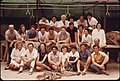 THE STAFF OF THE ROVENJ, YUGOSLAVIA BRANCH OF THE RUDER BOSKOVIC INSTITUTE. THE HYDROBIOLOGICAL RESEARCH SHIP, VILA... - NARA - 549328.jpg