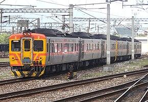 DR2800型在花蓮站