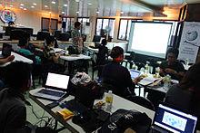 Tacloban 2015 Waray Wikipedia Edit-a-thon.jpg
