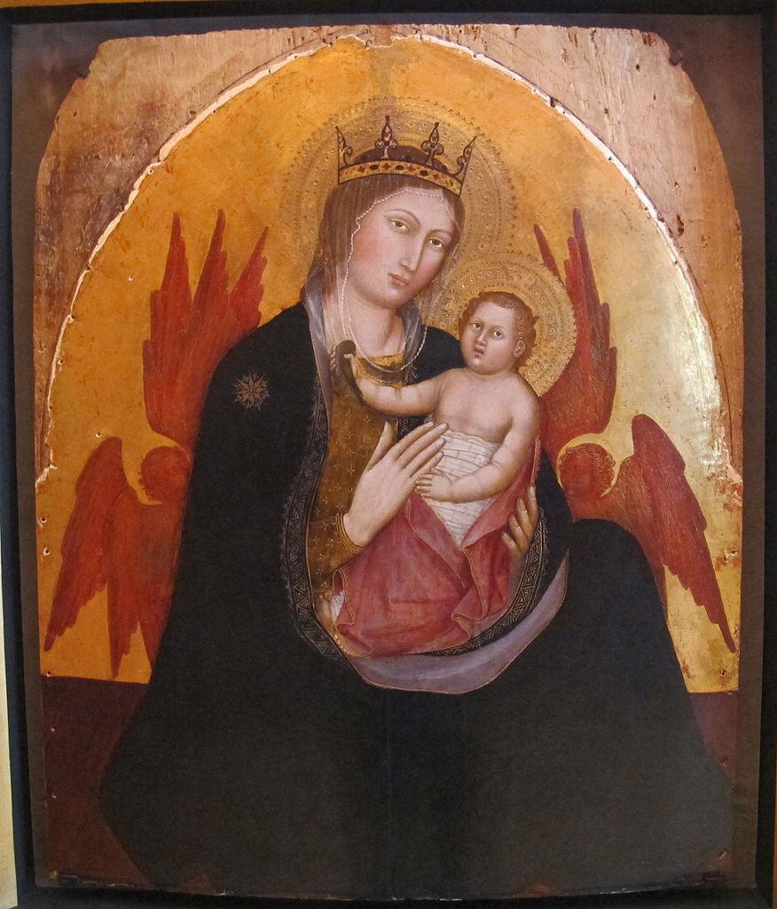 File Taddeo Di Bartolo Madonna Dell 39 Umilt 1400 Ca 01