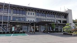 Taga, Shiga Town in Kansai, Japan